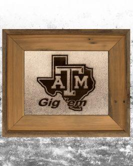 Texas A & M gig em