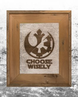 Star Wars: Choose Wisely