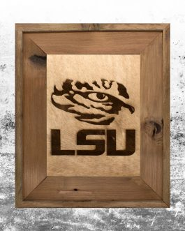 LSU Tigers Eye