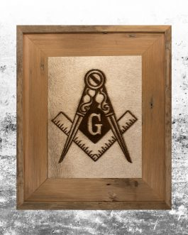 Masonic Compass & Square