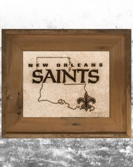 New Orleans Saints on Map
