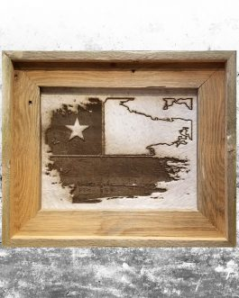 Texas Flag: Tattered