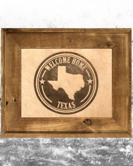 Texas: Welcome Home